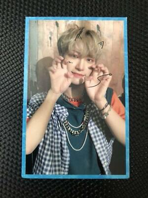 ATEEZ SEONGHWA Treasure EP.3 One to All broadcast official photocard