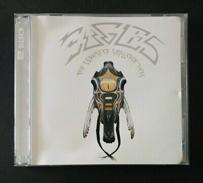 EAGLES - 'The Complete Greatest Hits' 2003 2 Disc CD Album