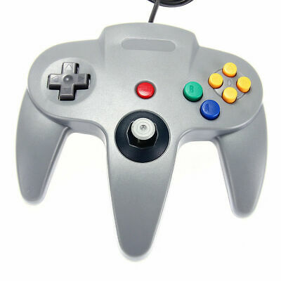 Classic Wired Gaming USB controller Gamepad Joystick for Nintendo 64 N64 Tablet