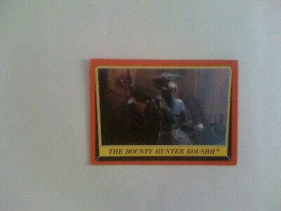 1983 VINTAGE SCANLENS - Star Wars Return Of The Jedi Trading Card Number 25