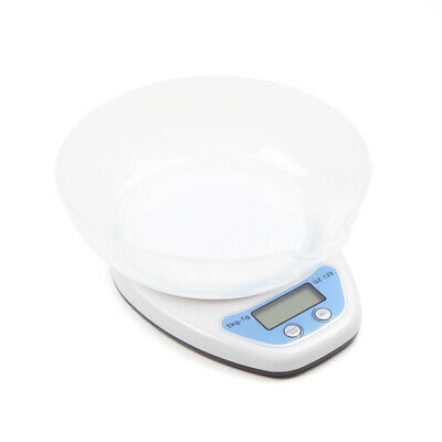 5kg Digital LCD Electronic Household Food Cooking Scales Weighing Accurate UK