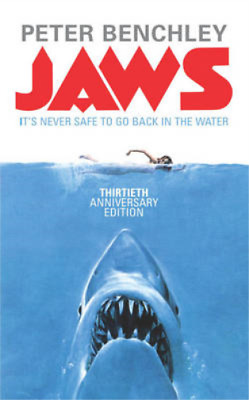 Jaws, Peter Benchley, Used; Good Book