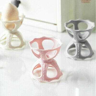 Makeup Display Tool Gourd Sponge Cosmetic Puff Shelf Drying'Stand Storage Rac~GN