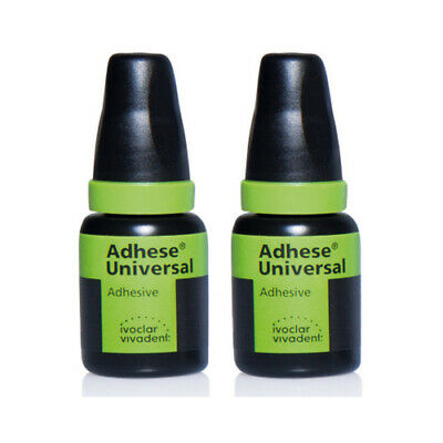 Ivoclar Vivadent 663721 Adhese Universal Light Cure Adhesive 5 mL 2/Pk