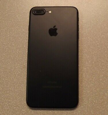 Apple iPhone 7 Plus - 32GB - Black (Straight Talk) A1661 (CDMA + GSM) MNQH2LL/A