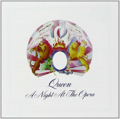 Queen A Night At The Opera 2011 Remaster Cd Music New Rock