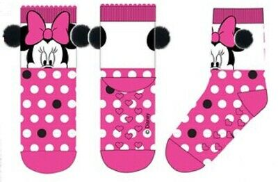 Calcetines Antideslizantes Minnie Mouse (22473)