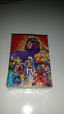 X Men Marvel Cards