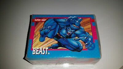 Xmen Marvel Cards 1991