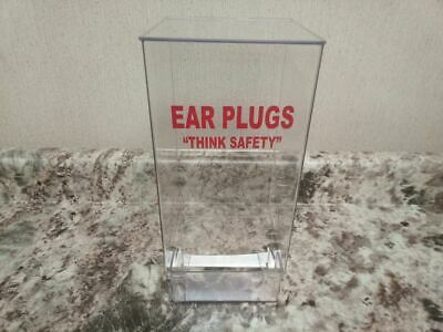 Brand Name 4GMR9 100 Pair Capacity 11 In Height Ear Plug Dispenser