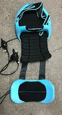 Used Posture Pump Full Spine Disc Hydrators Back and Neck Exercisers