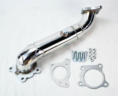 Stainless Performance Exhaust Downpipe for Honda Civic 16-19 1.5L DOHC Turbo