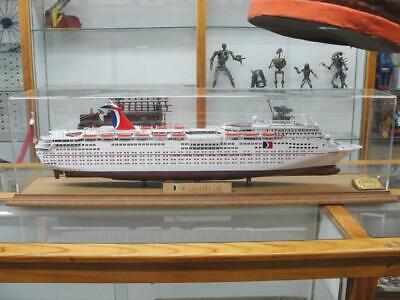 CARNIVAL CRUISE SHIP Model Miracle Carnival Cruise Line