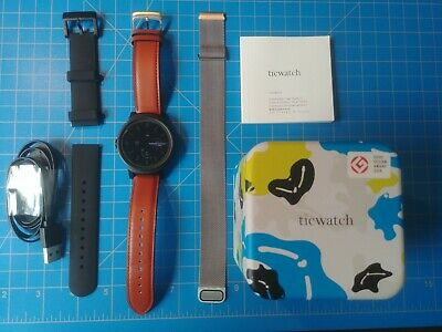 Ticwatch E with (bundle) Including 2 Straps