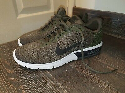 nike air max sequent 2 trainer uomo size 8