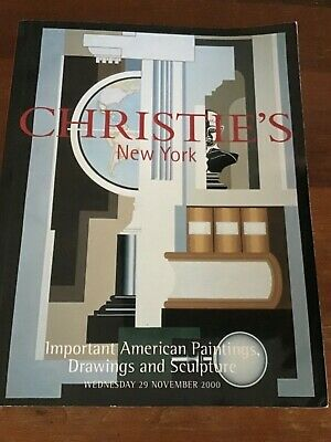 christie's new york imporant american paintings drawings and sculpture November
