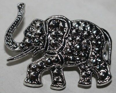Elephant Pinback Brooch Gerry's Creations of New York Republican Party Trump GOP