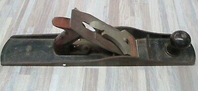 Antique Stanley Bailey No. 6 Wood Plane Very Nice