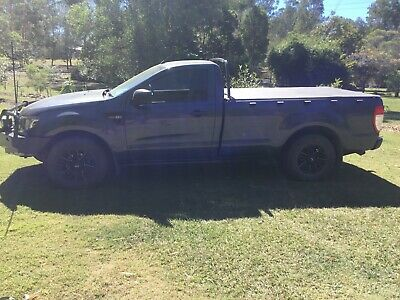 ford ranger 2014  2.2 turbo diesel  nice pick up from 4570 qld