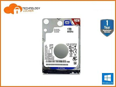 "Upgrade Option WD WD10SPZX 2.5"" 1TB SATA Hard Drive for laptop"