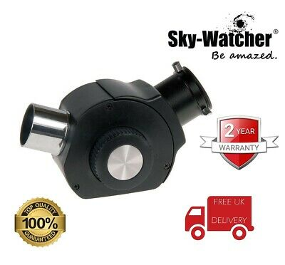 SkyWatcher 45°-90° Vari Angle Mirror Diagonal 20169 (UK Stock)