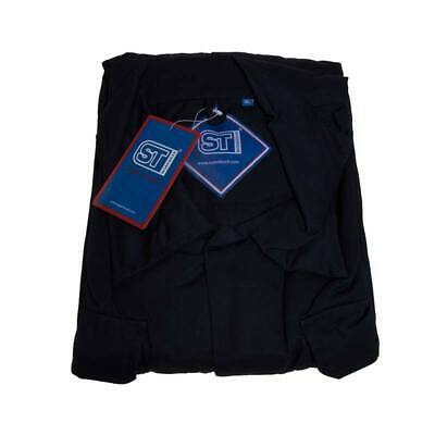 Supertouch 51904 Polycotton Coverall Navy XL Regular Leg Chest 116cm-122cm