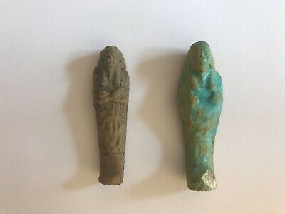 Ancient Egyptian Shabtis