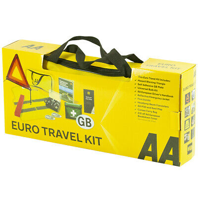 AA Euro Travel Kit