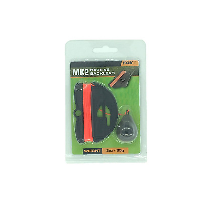 Fox Captive Backlead MK2 Backleads Back Lead Absenkblei Blei Back Leads Bleie