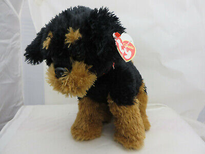 "Ty® 12/"" Brutus Classic® Large Rottweiler #10040-2014 VERSION CUTE /& CUDDLY"