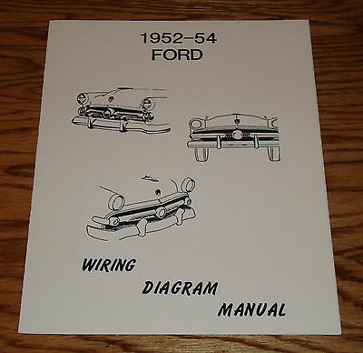 on 53 ford truck wiring diagrams