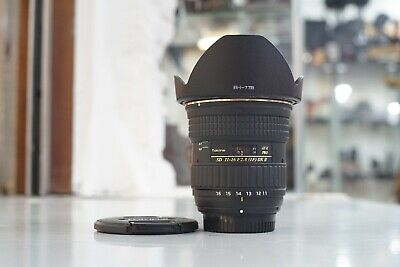 Tokina AT-X Pro SD 11-16mm F2.8 (IF) DX II Lens for Nikon Mount
