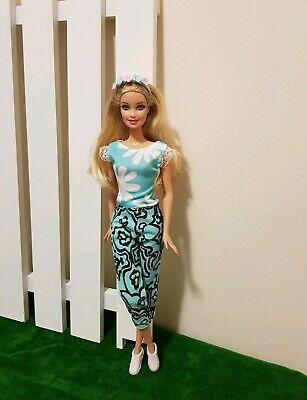 New shirt and pants daily outfit fashion clothes for your Barbie Au seller