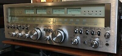 Sansui G-9000 DC Stereo Receiver - Exceptional Condition, Just Serviced
