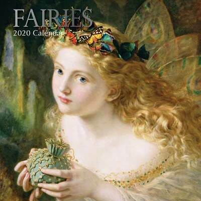 Fairies -  Wall Calendar 2020