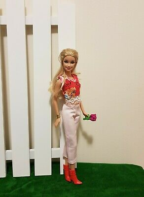 New blouse and pants daily fashion clothes for your Barbie Au seller
