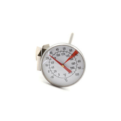 Stainless Steel 100°C Cooking Oven  Milk Food Meat Probe Thermometer Gauge  GN