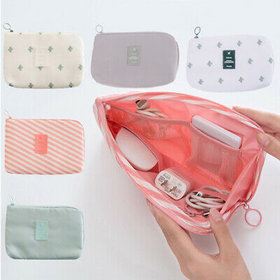 Business Bag Packing Cubes Digital Charger Accessories Package Organizer Bag~GN