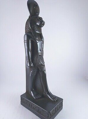 RARE ANTIQUE ANCIENT EGYPTIAN Statue God Sekhmet Head Lion 1300-1500 Bc