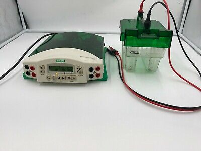 Bio-Rad PowerPac HC Electrophoresis, Bio-Rad PowerPac with CRITERION CELL