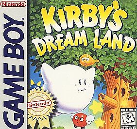 Kirby's Dream Land (Nintendo Game Boy, 1992) Authentic Game - Cartridge Only