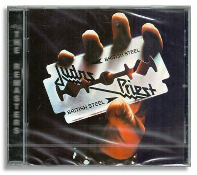 Judas Priest - British Steel [CD - New in Foil]