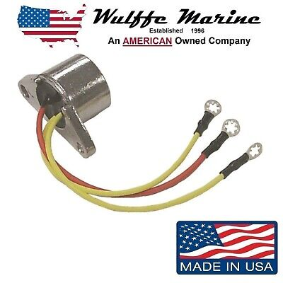MARINE SPARK PLUG Wire Set for Johnson Evinrude 150 and 175