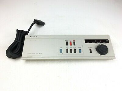 SONY UMATIC Remote Control Unit RM-580