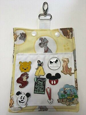 Lady and the Tramp! Hip Lanyard for Pin Trading at the Disney Parks! Classic!