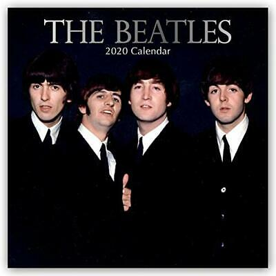 The Beatles -  Wall Calendar 2020