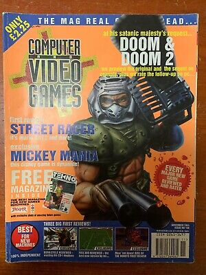 Computer And Video Games Magazine 1994