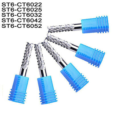 End Mil Cutter Hand Tool Replacement Router Bits Metalworking Extension