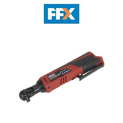 """Sealey CP1202 Ratchet Wrench 12V 3/8""""Sq Drive - Body Only"""