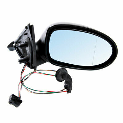 Drivers / OS Car Door/ Wing Mirror (Heated) - BMW 5 Series (E39) 1996-2003